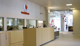Vodafone, Head office